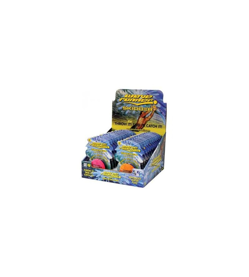 Waverunner 7cm Water Skidder assorted