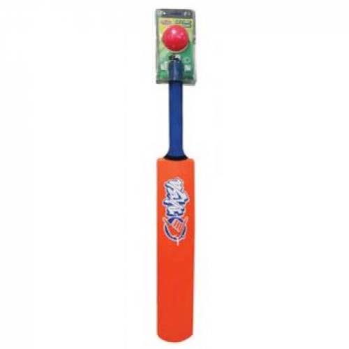 Wahu Cricket Bat & Ball Set assorted