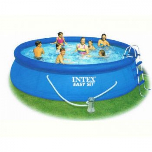 Intex Pool Easy Set Pool 10ft including Filter/Pump