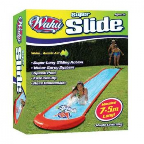 Wahu Super Slide Single 7.5m