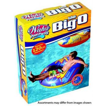 Wahu Pool Party - The Big O assorted