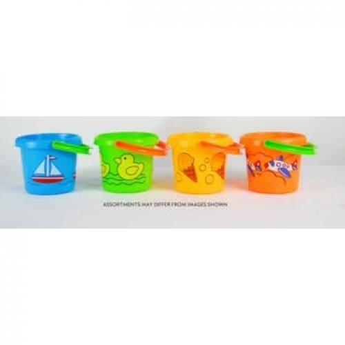 Beach Bucket Small Printed assorted