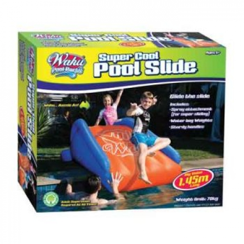 Wahu Super Cool Pool Slide