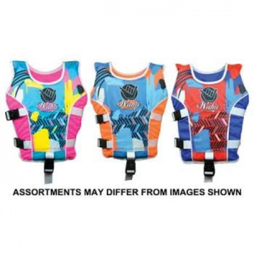 Wahu Swim Vest Mediuml,4-5years 15-25kg
