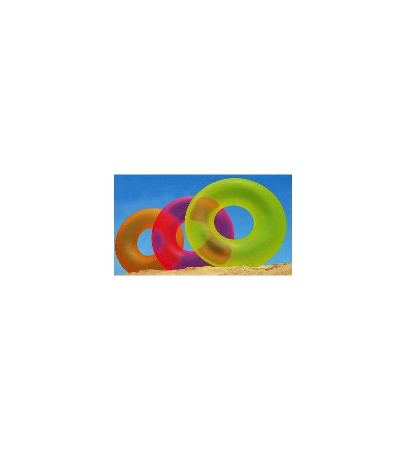 Intex 91cm Neon Frost Tubes assorted