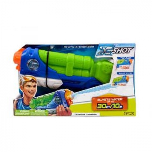 XSHOT Water Blaster - Typhoon Thunder