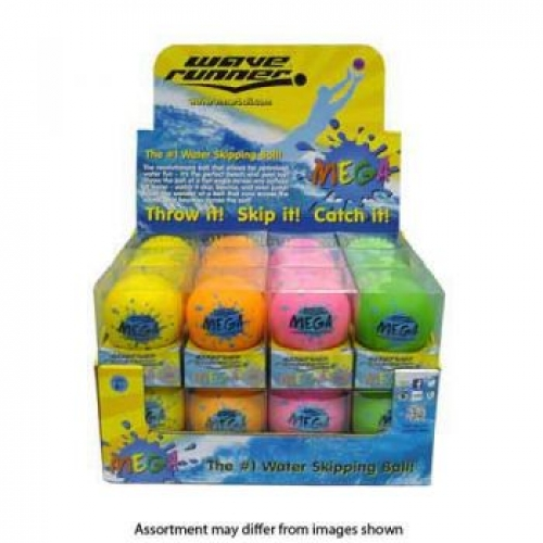 Waverunner 9cm Mega Ball assorted